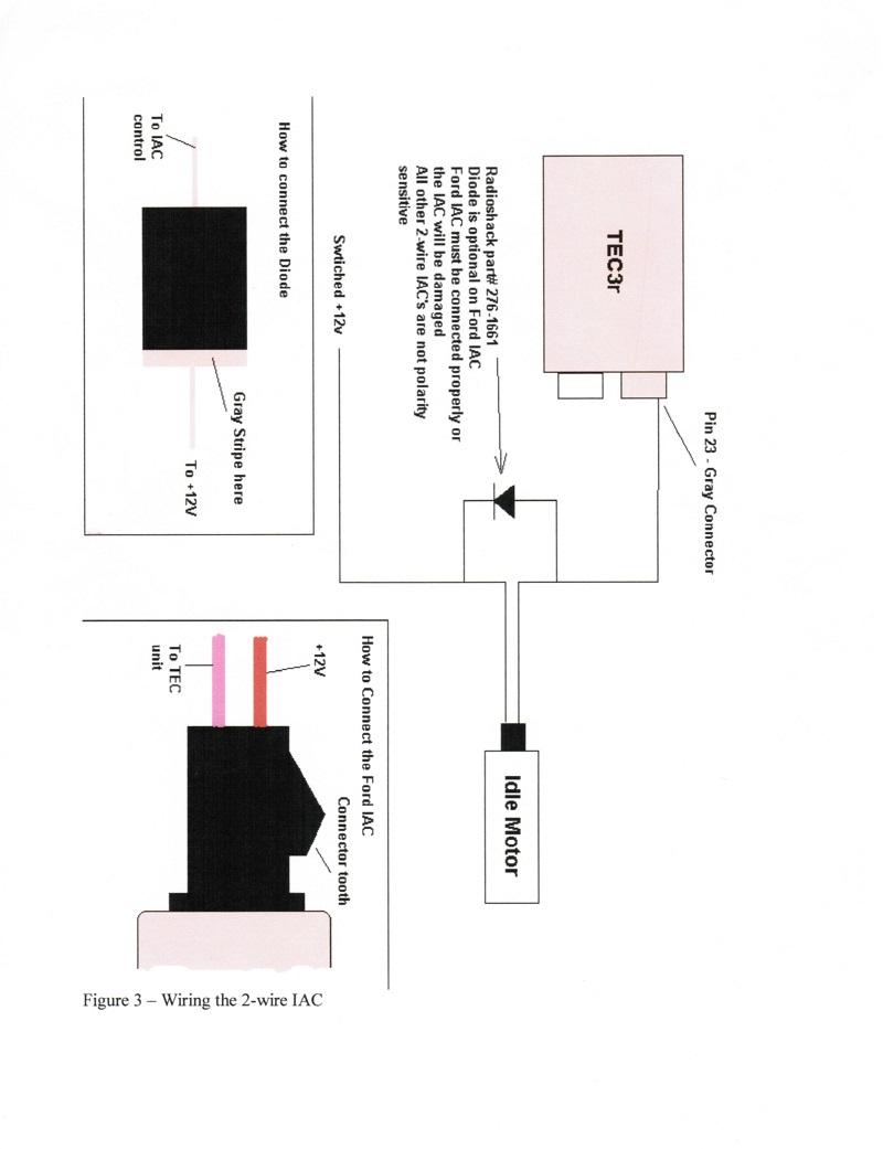 IAC Wiring | Dodge SRT Forum on iac sensor, iac connector diagram, iac parts diagram,