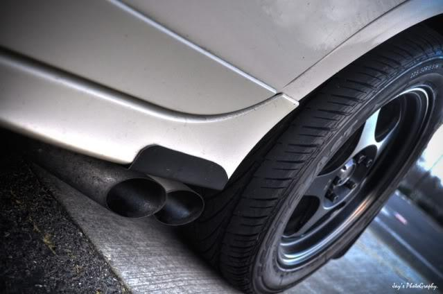 Anyone Recognize This Side Exit Exhaust Dodge Srt Forum