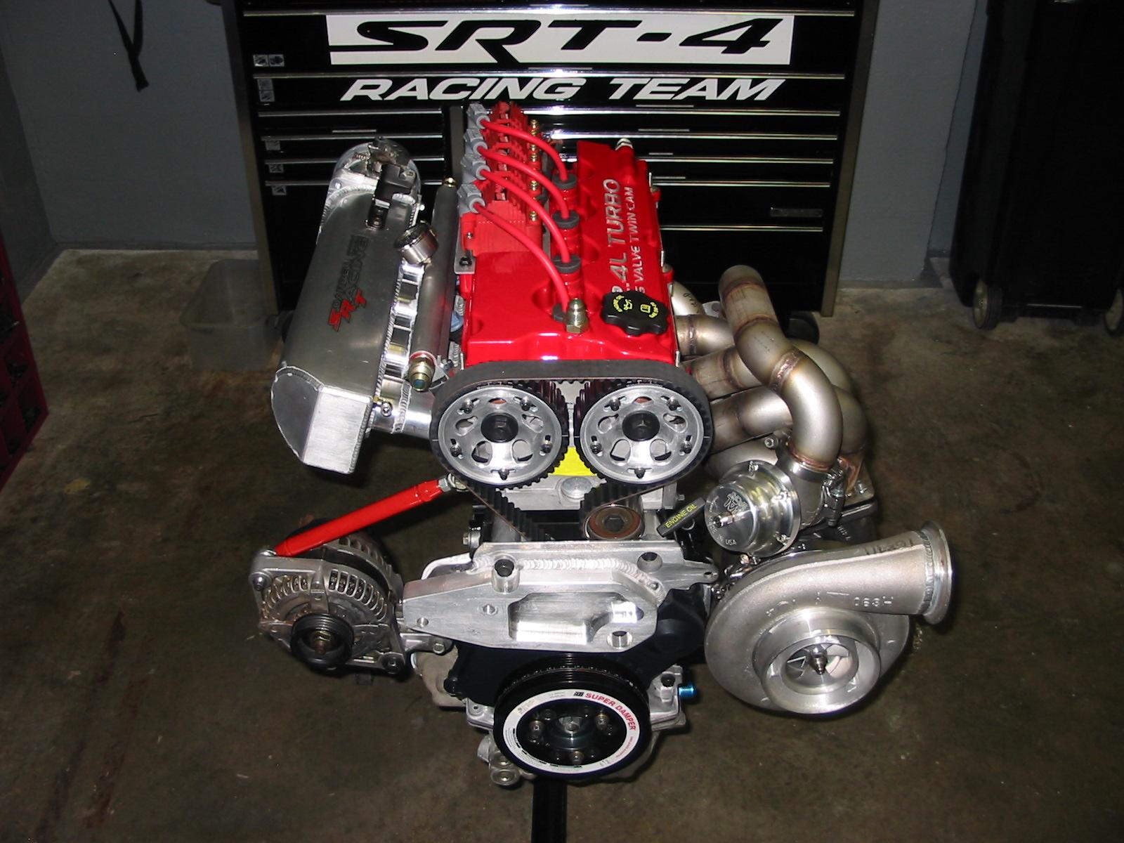 420a Engine Block