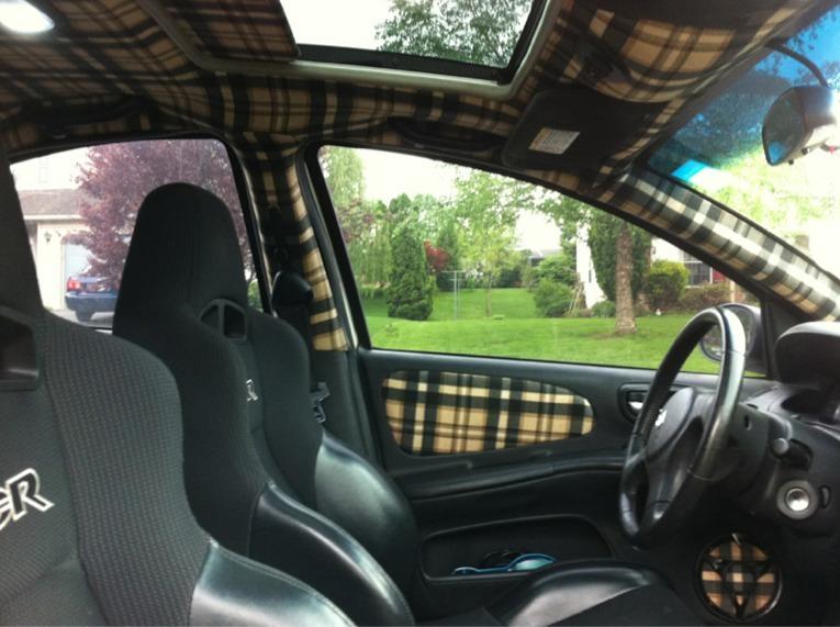 Custom Headliners Show Off Page 34 Dodge Srt Forum