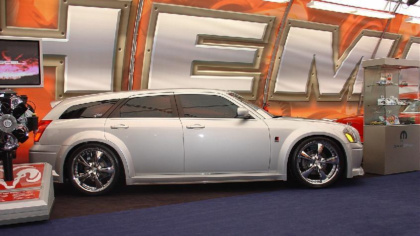 Whoa Roush Dodge Magnum Dodge Srt Forum