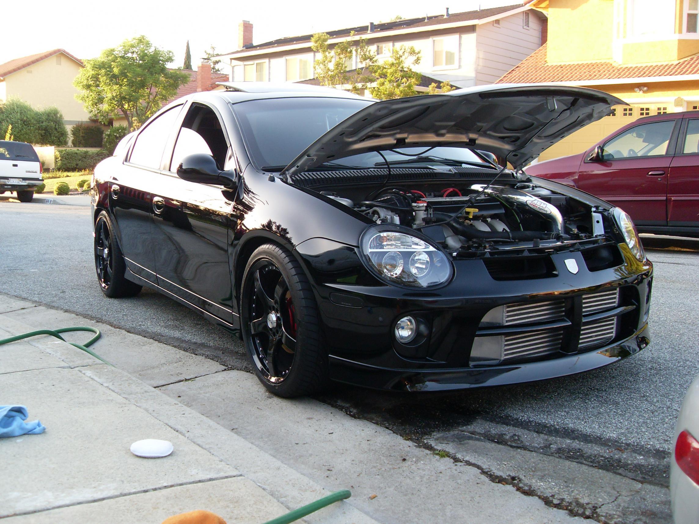05 Srt 4 D My Black Back Stage Srt Sdc