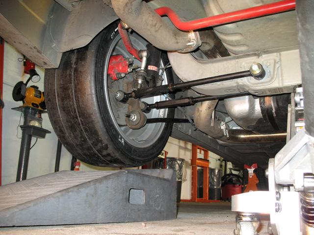 Rear Suspension Upgrade Pics Dodge Srt Forum