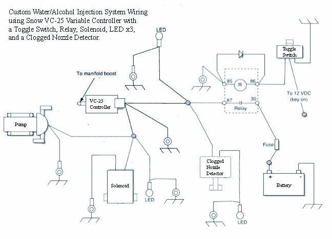 Alky Control    Wiring       Diagram         Wiring       Diagram