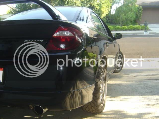 tinted tailights? | Dodge SRT Forum
