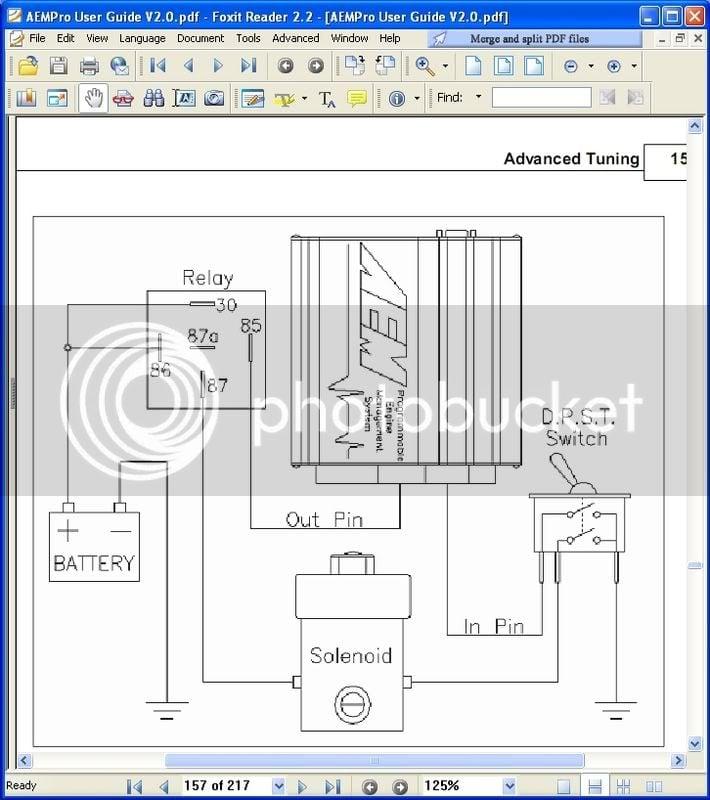 Nitrous Wiring Diagram With Window Switch