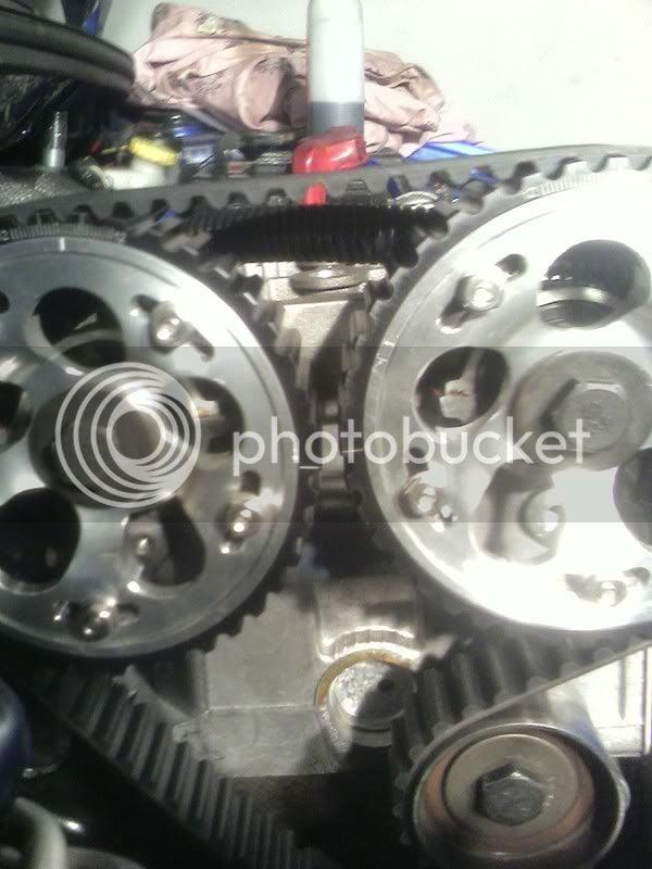 HOW-TO: Change Timing Belt w/ Pics | Dodge SRT Forum