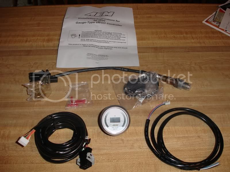 HOW-TO: Install AEM UEGO Wideband | Dodge SRT Forum