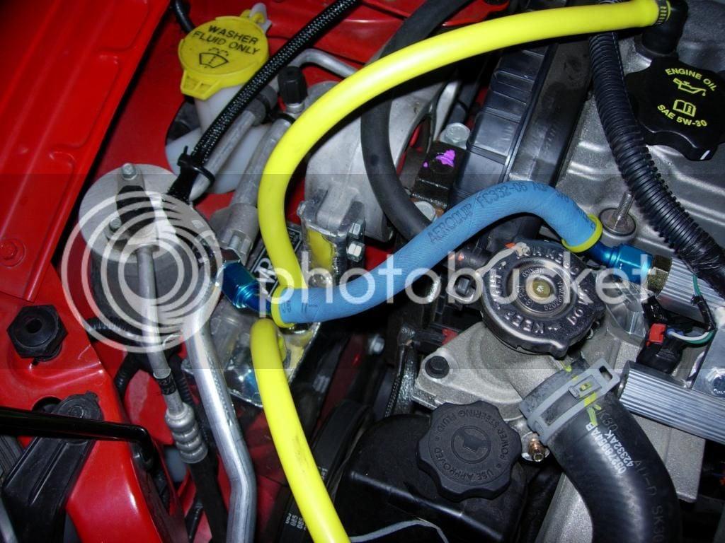 How-To: Install Hahn Racecraft Portfueler | Dodge SRT Forum