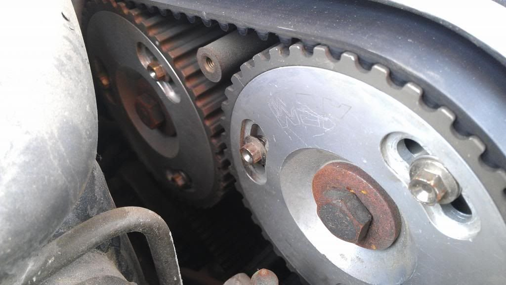 420A cam gears: will they work? | Dodge SRT Forum
