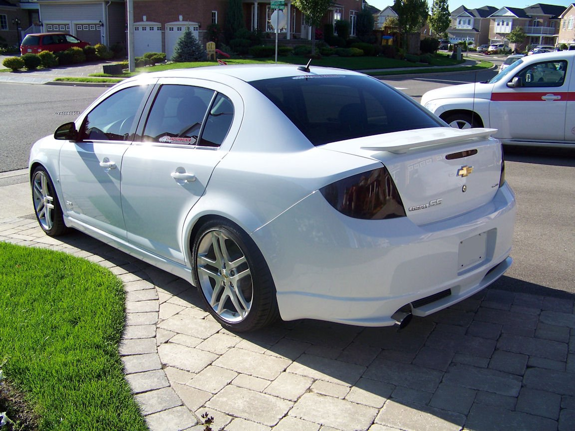 Bye Bye Pacifica, Hello Cobalt SS | Page 9 | Dodge SRT Forum